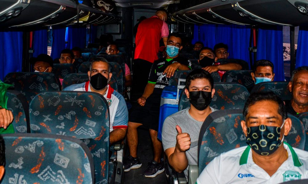 Club Deportivo Marathón hace viaje a Managua por la Concacaf League
