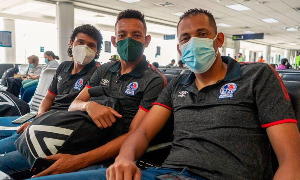Club Deportivo Olimpia viaja a Estados Unidos para disputar partidos amistosos