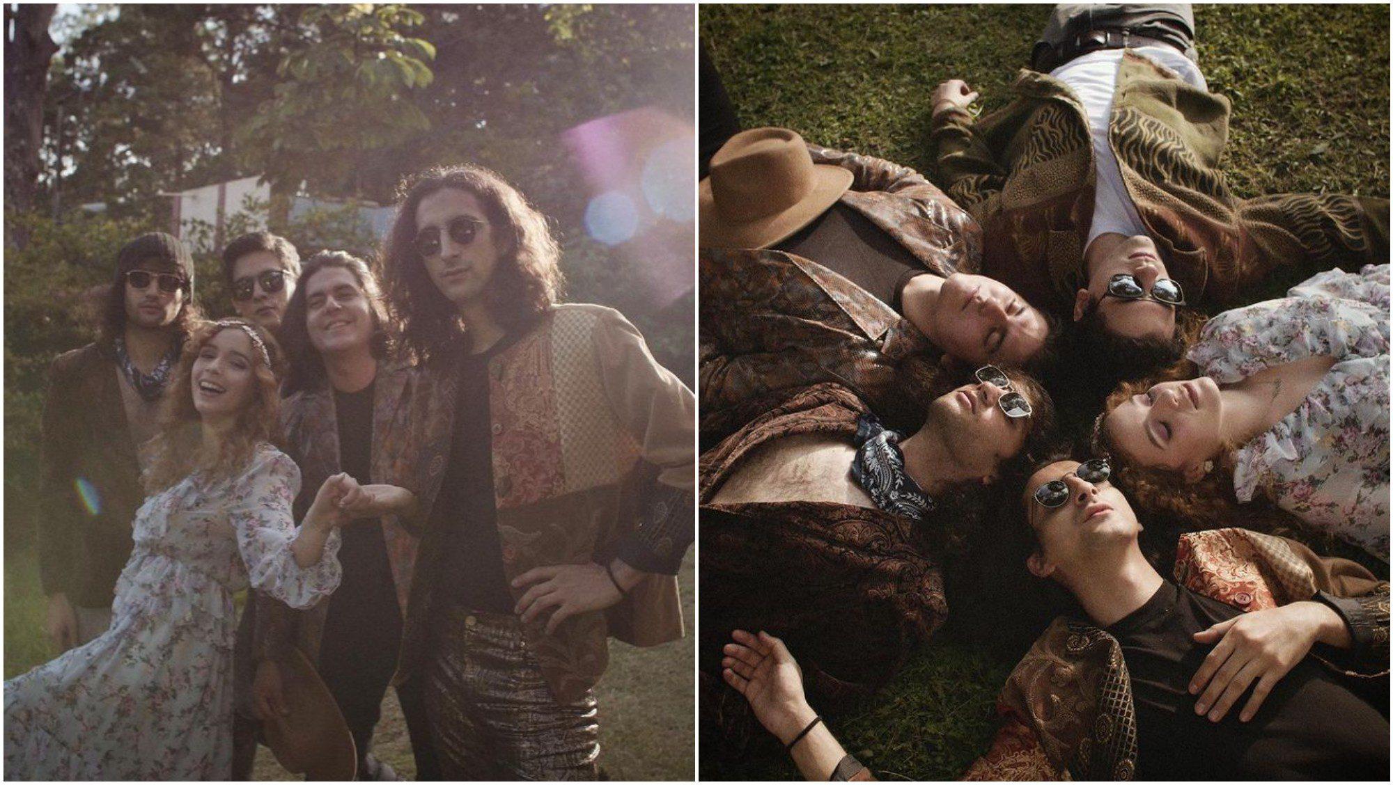 Atomic Rose, la banda hondureña que destaca por su estilo único