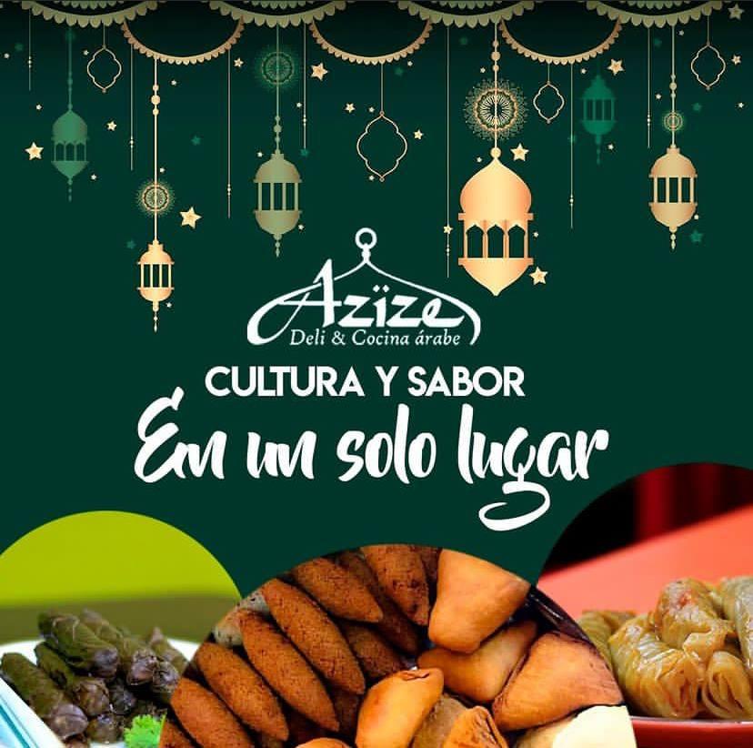 Azize Deli, Cocina Árabe en San Pedro Sula