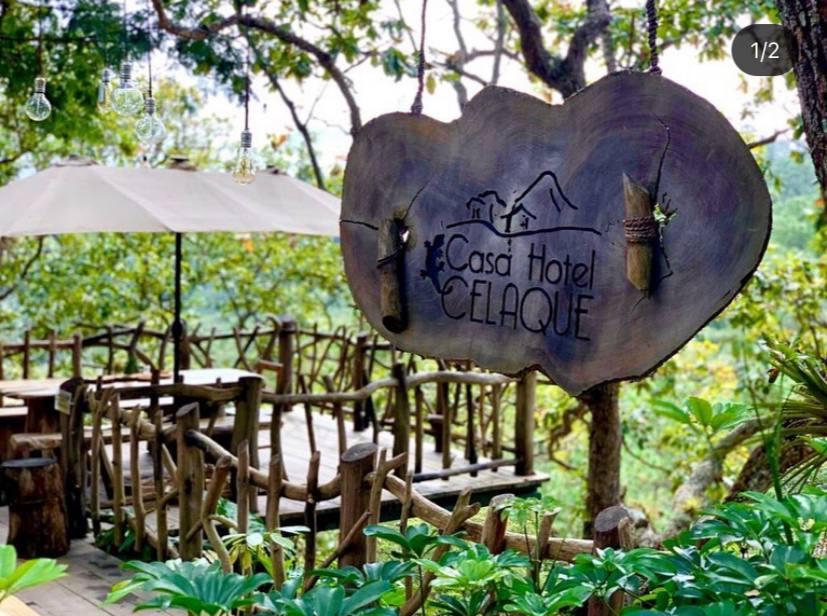 Casa Hotel Celaque en Gracias, una experiencia al aire libre