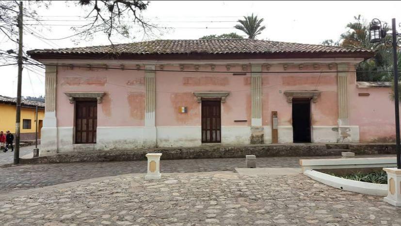 Museo Casa Galeano, Patrimonio Nacional de Honduras