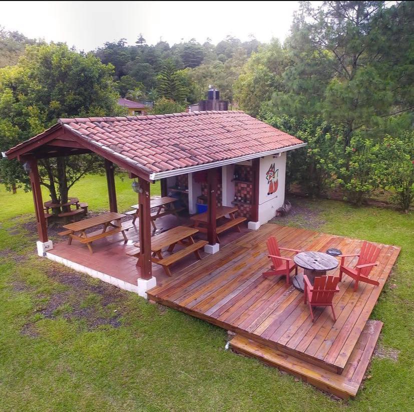 Cabaña Nueva Tatumbla, el lugar ideal para un viaje romántico