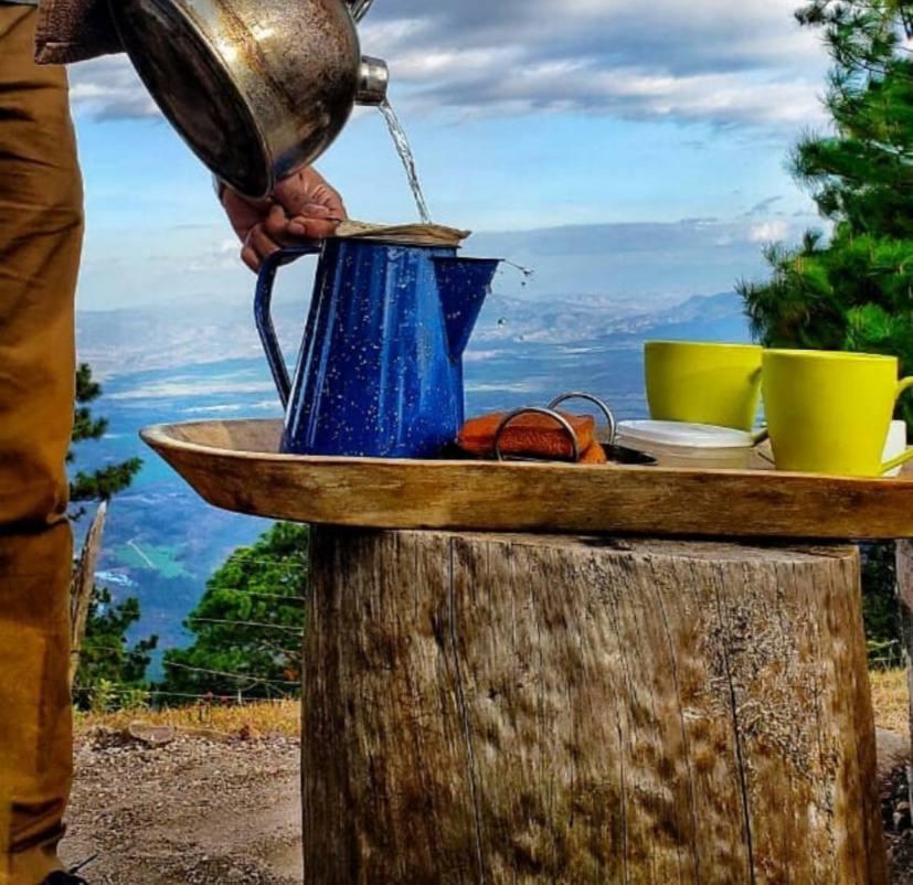 Sin Rumbo Mountain Getaway, una experiencia en lo más alto de Valle de Ángeles