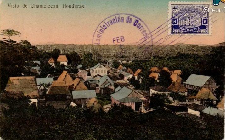 Pablo Maier, Honduras a través de sus postales