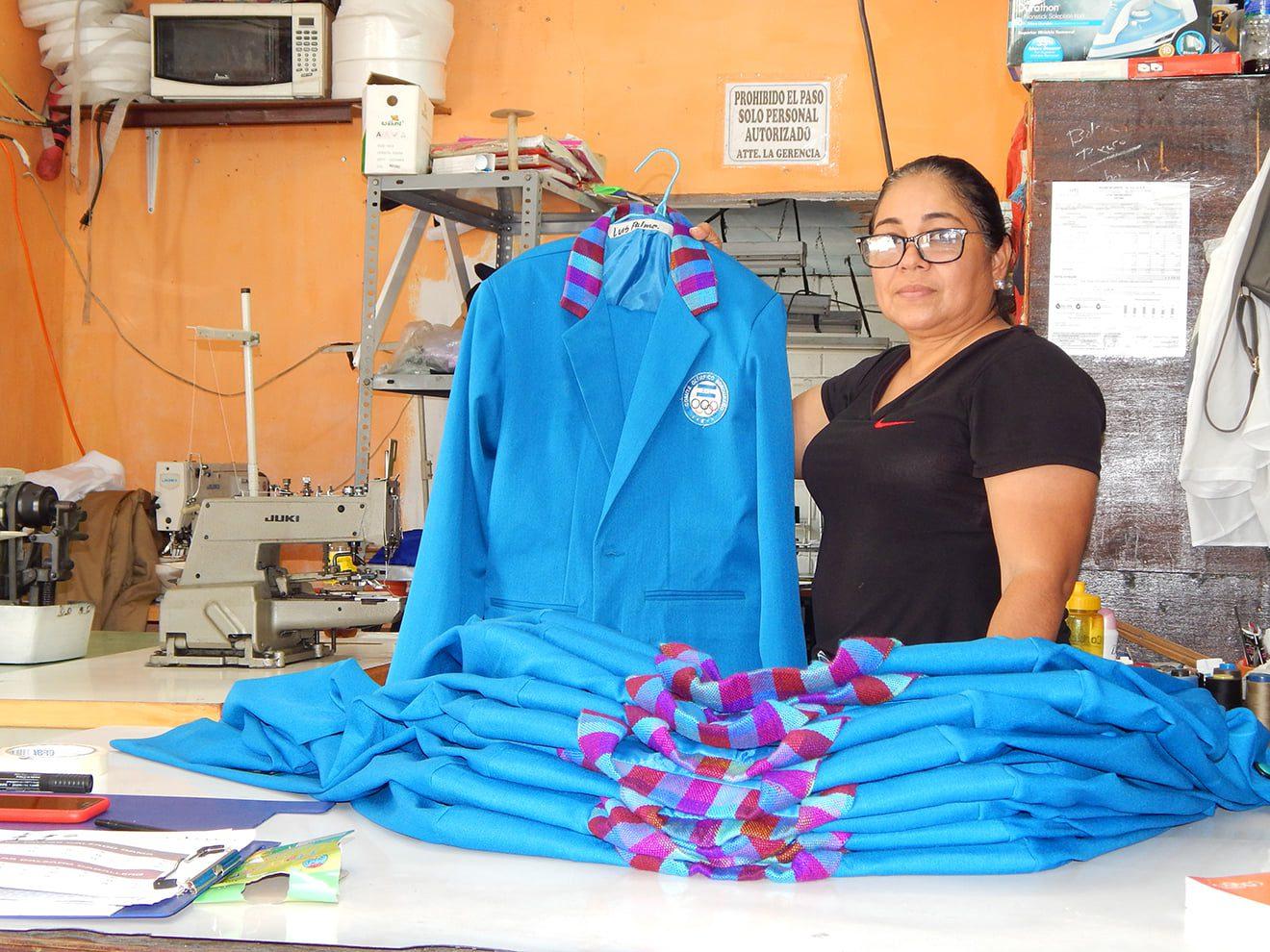 Delegación de Honduras usará uniforme cultural y patriótico en Tokio