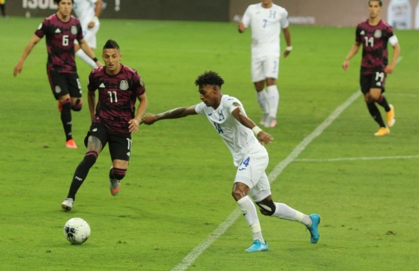 Hondureño Joseph Rosales viaja a Estados Unidos para fichar por un club de la MLS