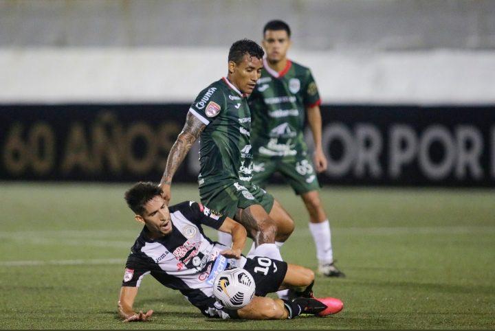 Resultado del partido Diriangén vs Marathón, Liga Concacaf 2021
