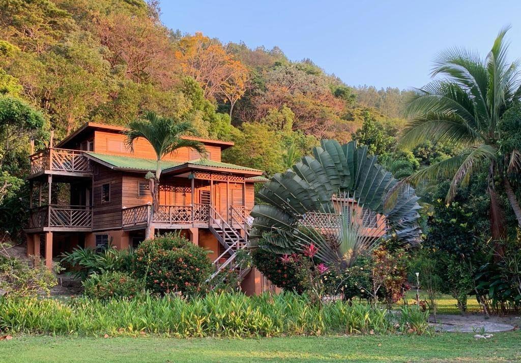 Bo Bush's Island House en Guanaja