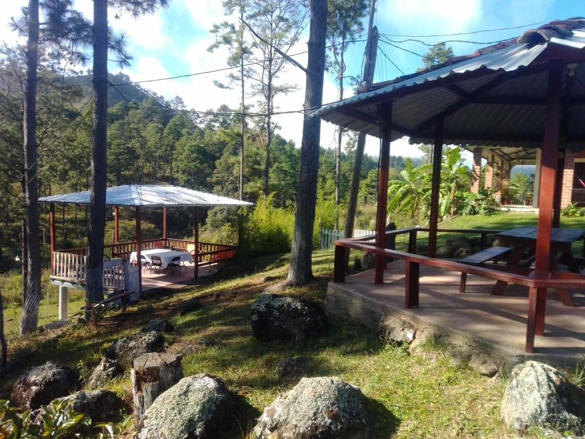 Casa Monte Pinar, casa de campo familiar