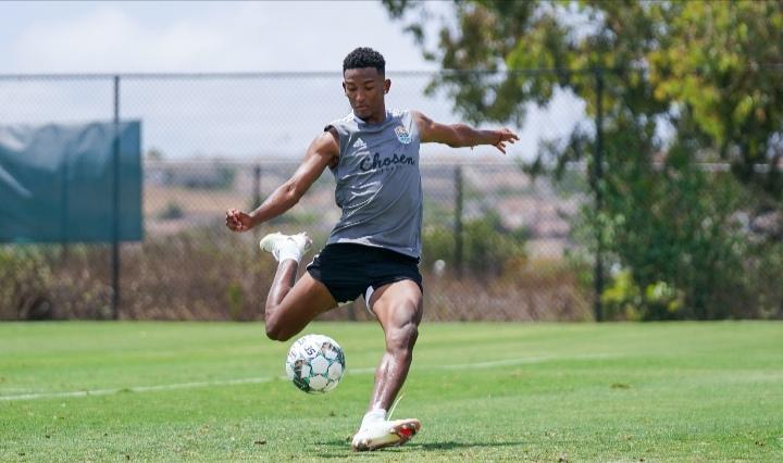 Segundo gol de Douglas Martínez con el San Diego Loyal de la USL