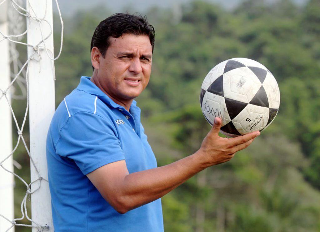 César Obando, ex futbolista hondureño