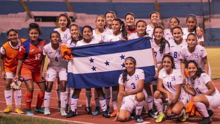 Selección femenil de Honduras conoce rivales rumbo al Mundial de 2023