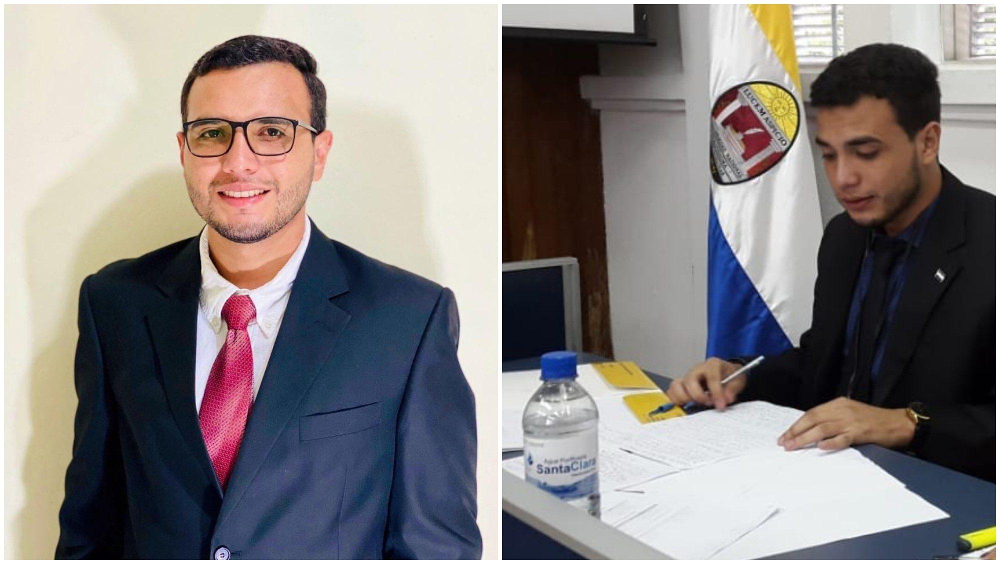 Estados Unidos eligió a un hondureño para un programa internacional