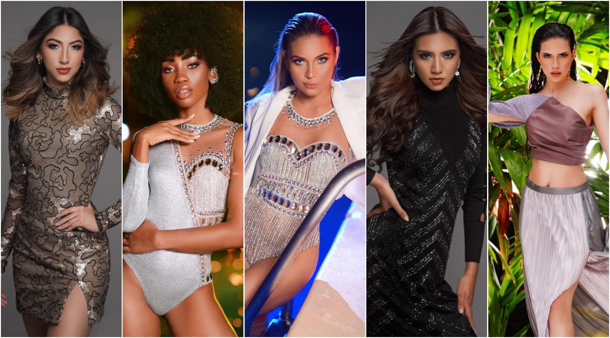 Las aspirantes a Miss Honduras Universo ya se encuentran en Roatán