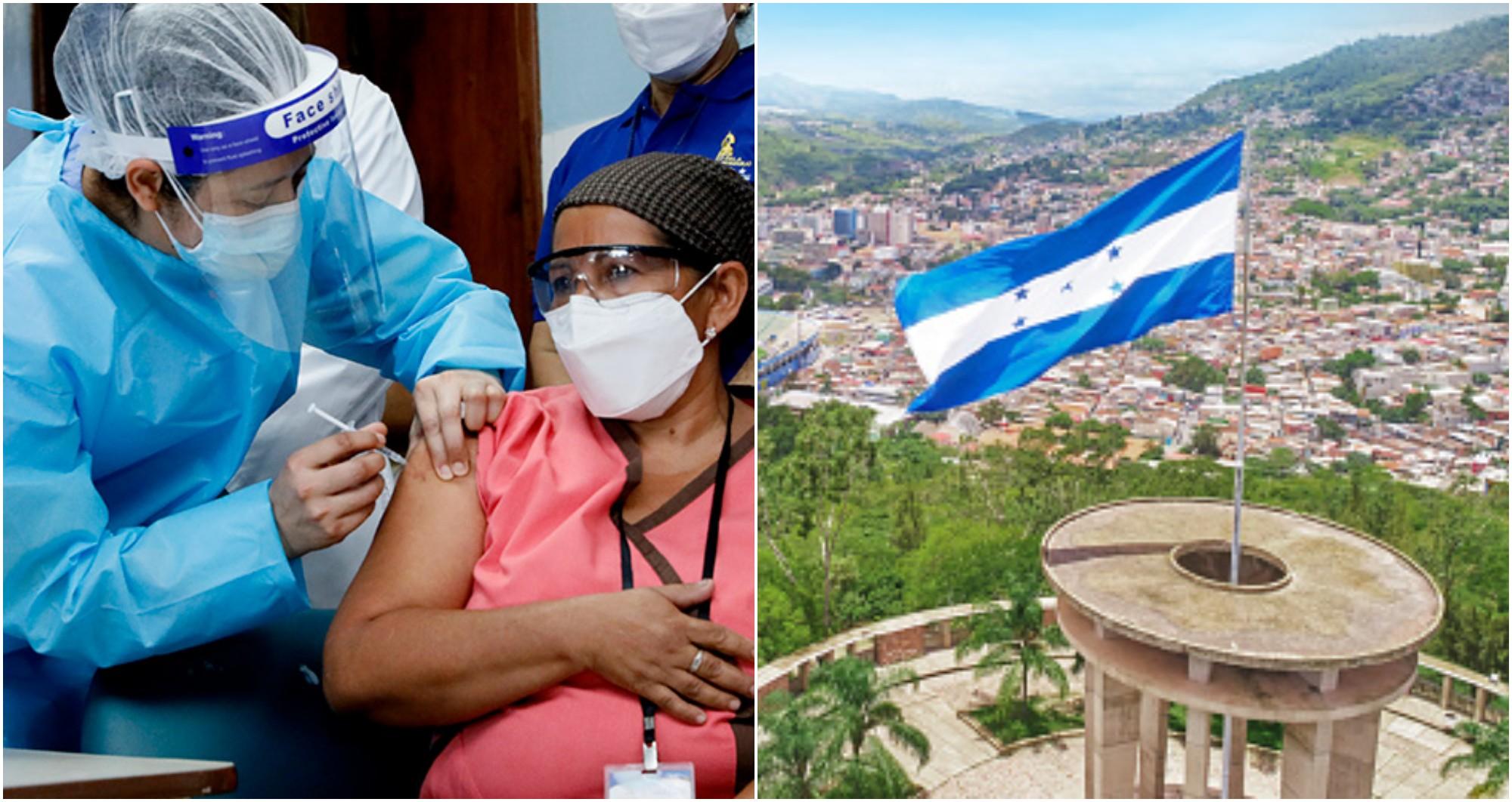 Hondureños vacunados contra Covid-19 recibirán descuentos