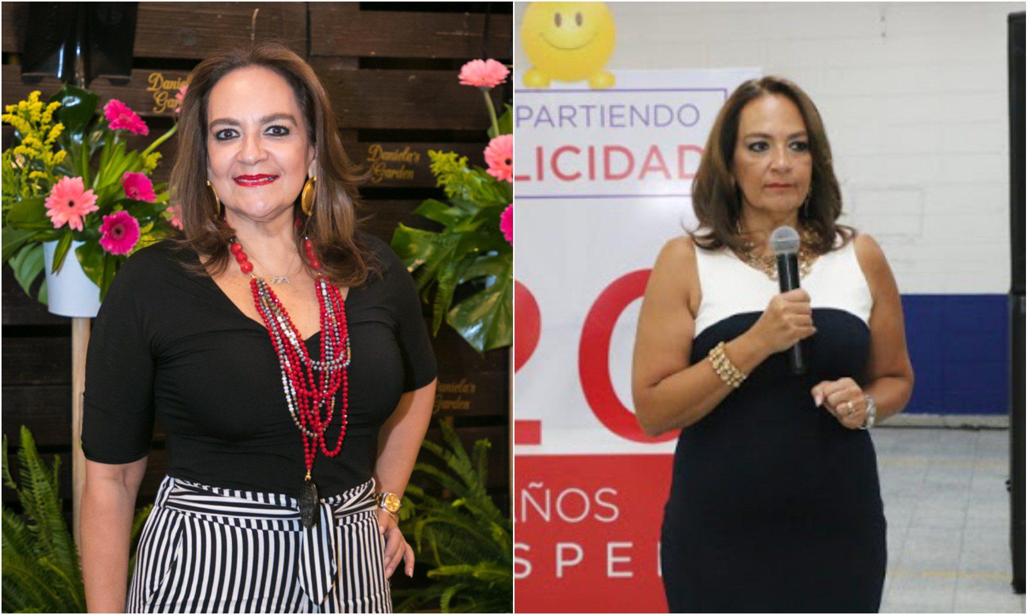 Hondureña María Elena Sikaffy entre las más poderosas según Forbes