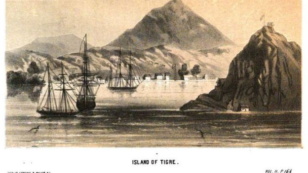 Datos históricos del viaje de Albert Einstein y el pirata Drake hacia Amapala