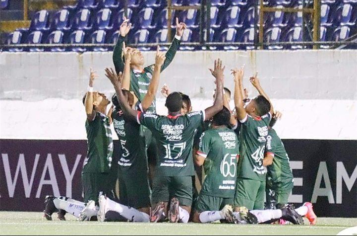 Resultado del partido Marathón vs Diriangén, Liga Concacaf 2021