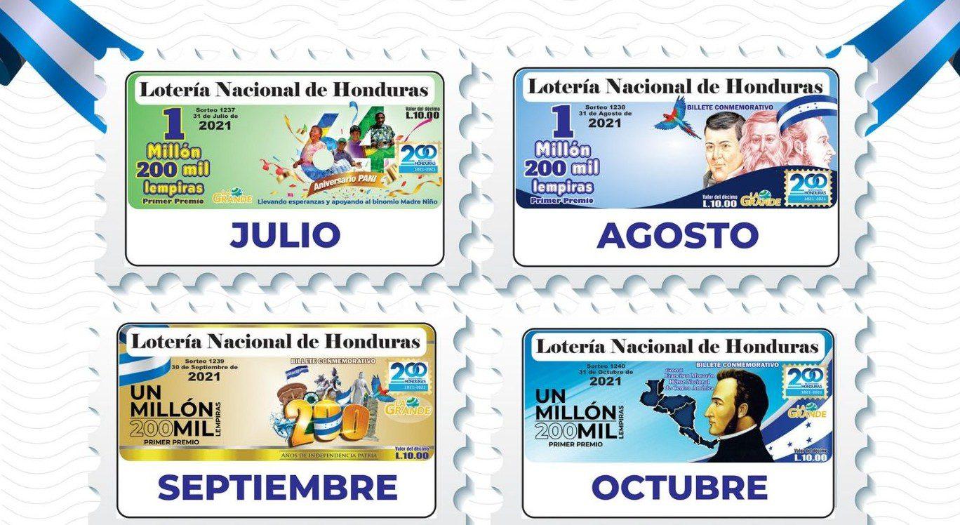 El Pani presenta billetes por el Bicentenario de Honduras