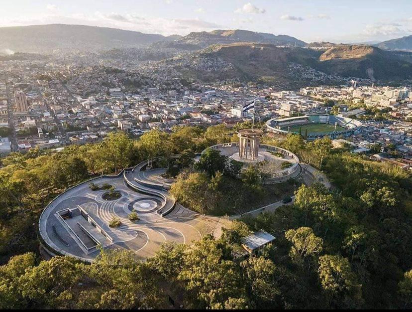Monumento histórico de La Paz Tegucigalpa, Honduras