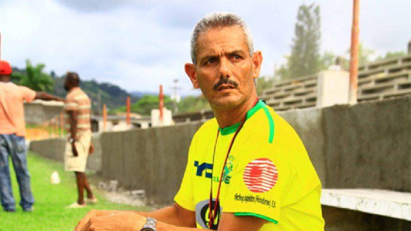 Luis Enrique Cálix Acosta, ex-futbolista hondureño