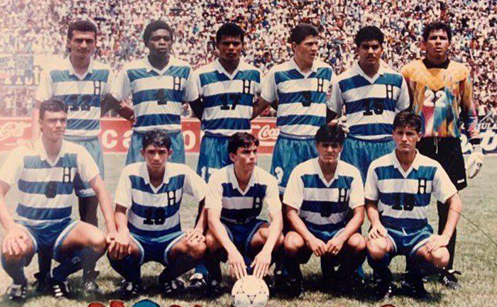 Camilo Bonilla, ex-futbolista hondureño