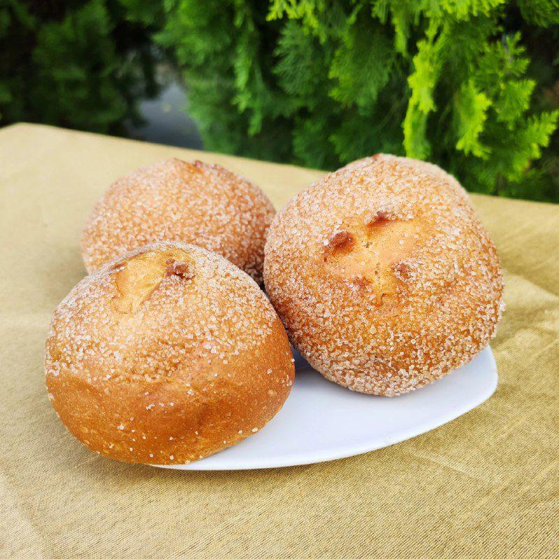 Receta de los Bolillos de arroz, un pan popular de Honduras