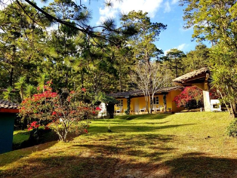Cabañas Bosque del Llano de la Virgen, Intibucá
