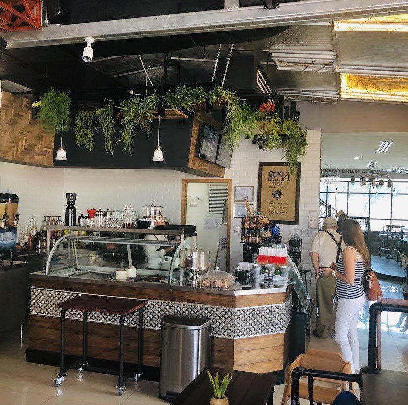 Juan Cruz Café en Siguatepeque