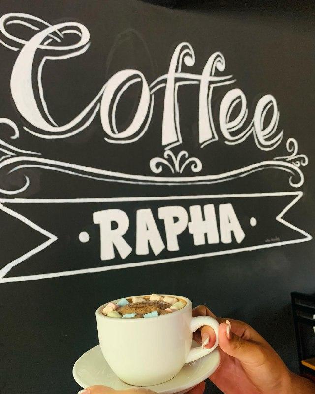 Café Rapha en Santa Ana, Nuevo concepto de cafetería barista