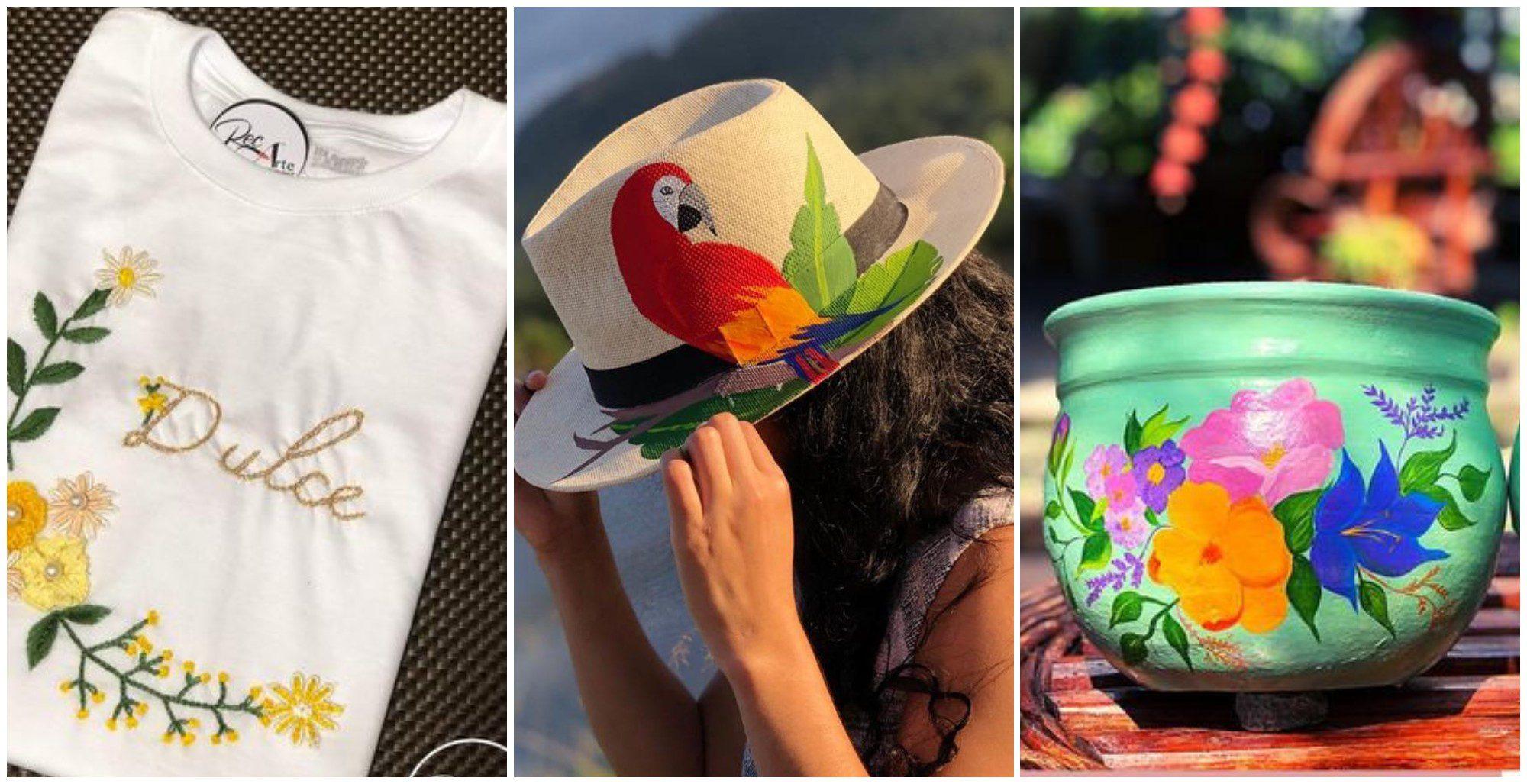 Rec Arte Hn un emprendimiento hondureño de increíbles artesanías