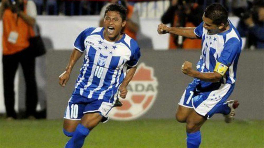 Honduras venció por única vez a Canadá de visita rumbo a Sudáfrica 2010