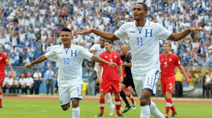 Honduras lidera historial serie de partidos ante Canadá en eliminatorias