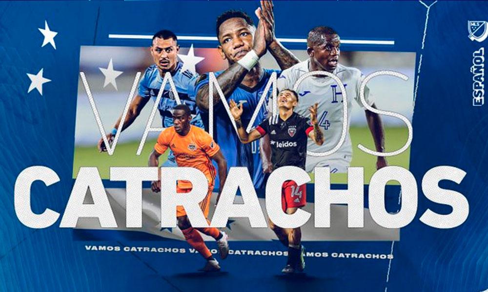 MLS felicita a Honduras por 200 años de independencia
