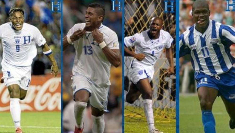 Futbolistas hondureños que han sido considerados los mejores en la historia