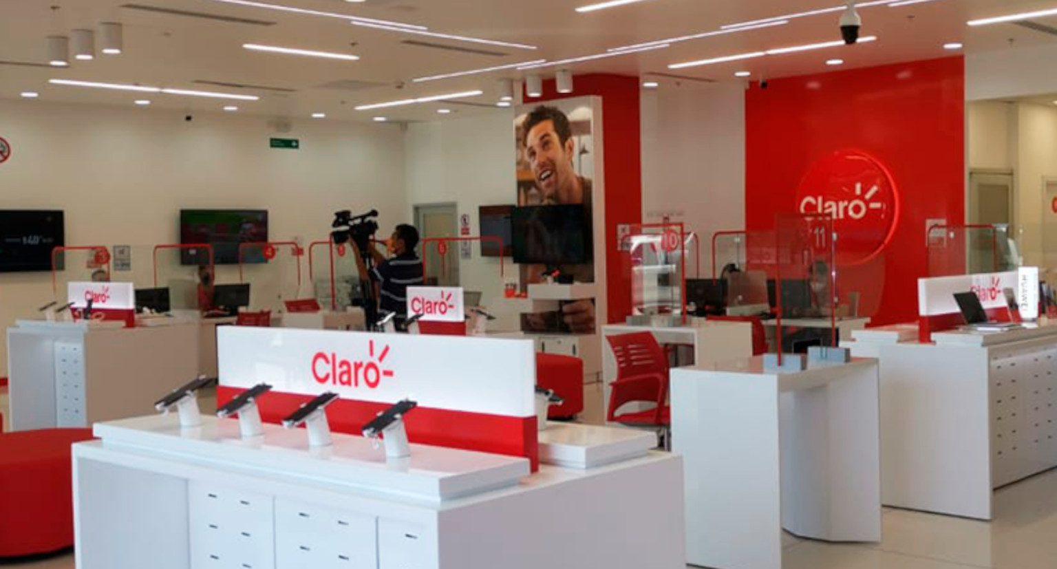 Conoce la nueva tienda Claro en Plaza Paseo Próceres