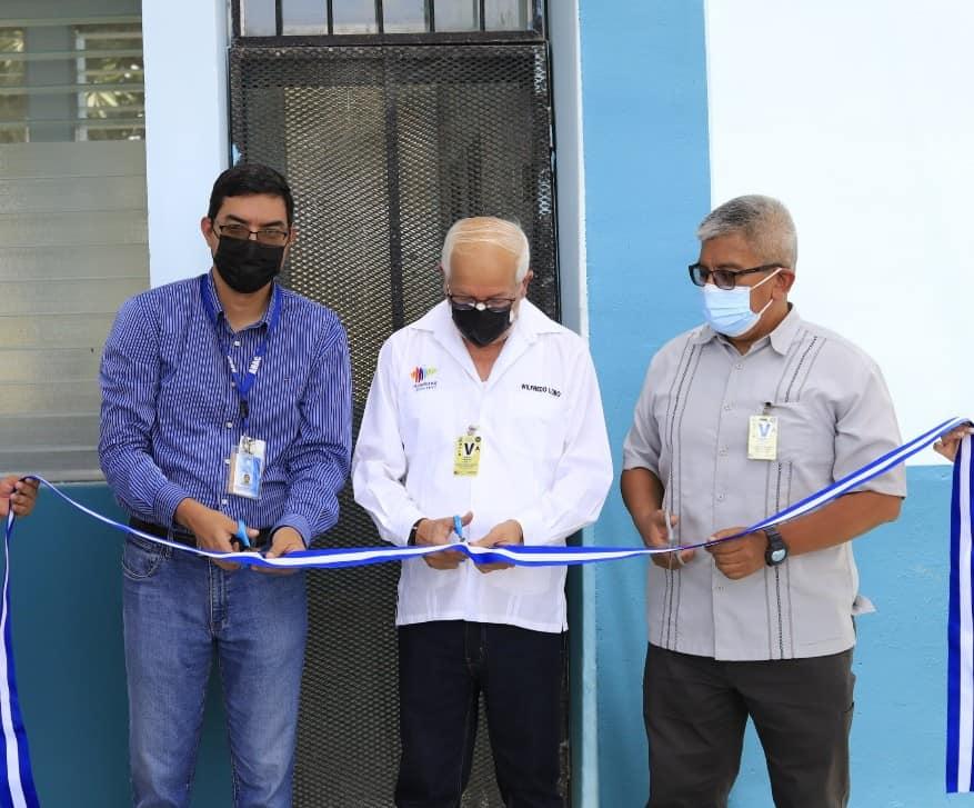 Inauguran estación meteorológica aeronáutica en San Pedro Sula