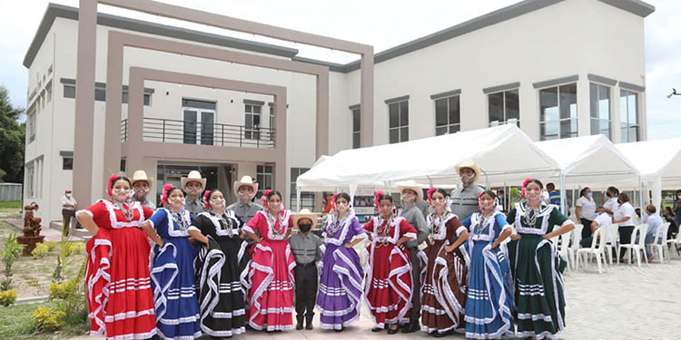 Inauguran la Casa de la Cultura en Siguatepeque