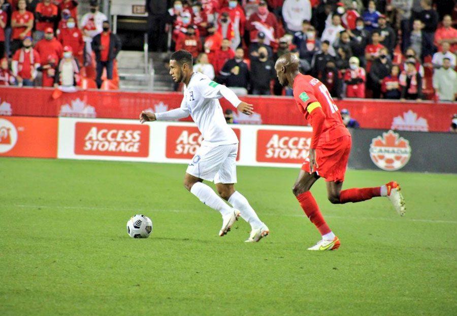 Resultado del partido Canadá vs Honduras, rumbo a Catar 2022