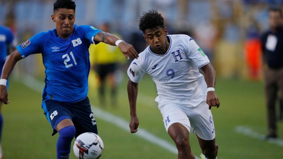 Resultado del partido El Salvador vs Honduras, rumbo a Catar 2022