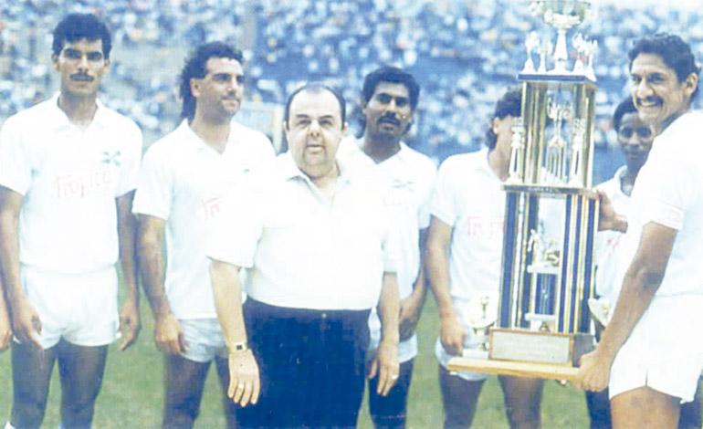 Concacaf recuerda el Aztecazo de Olimpia en la Copa de Campeones