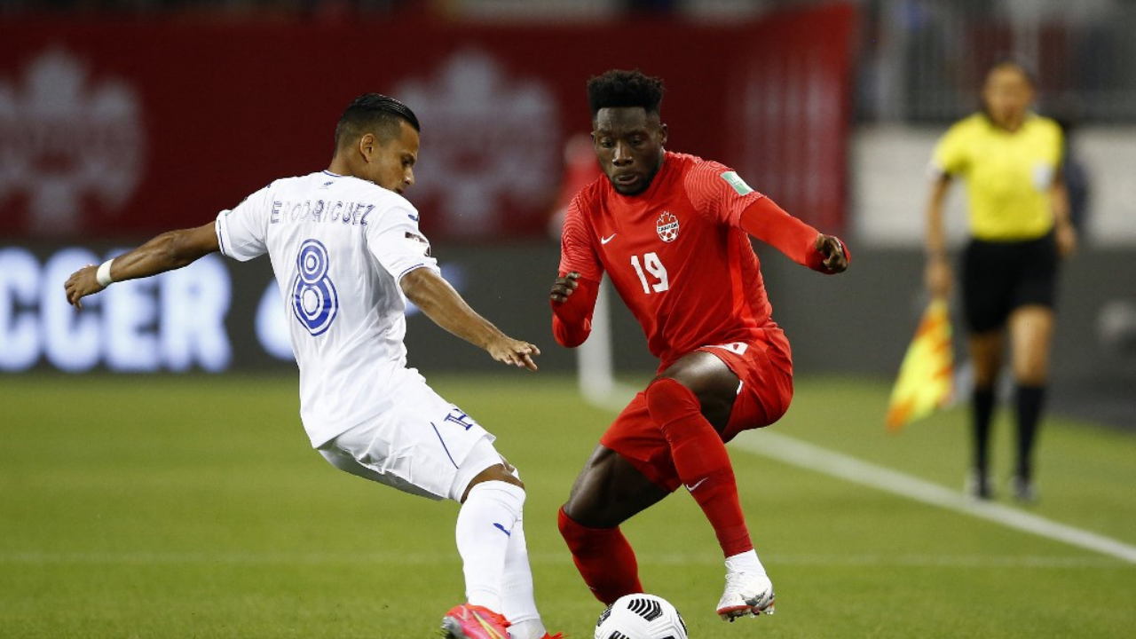 Alineación de Honduras para el partido vs El Salvador, rumbo a Catar 2022