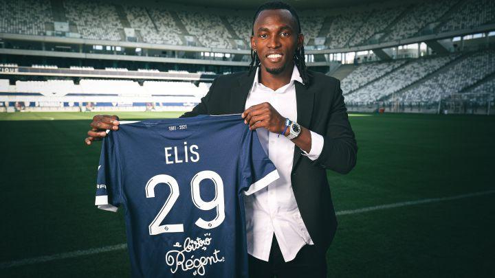 Alberth Elis es convocado por el Burdeos para hacer su debut oficial