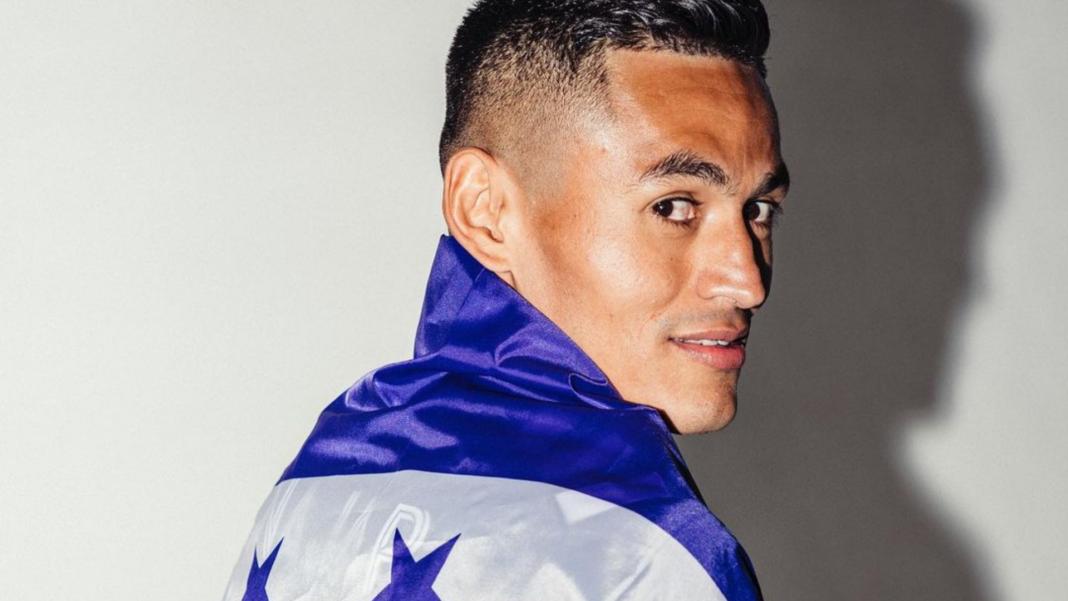 Andy Najar figura en la portada de la Herencia Hispana de la MLS