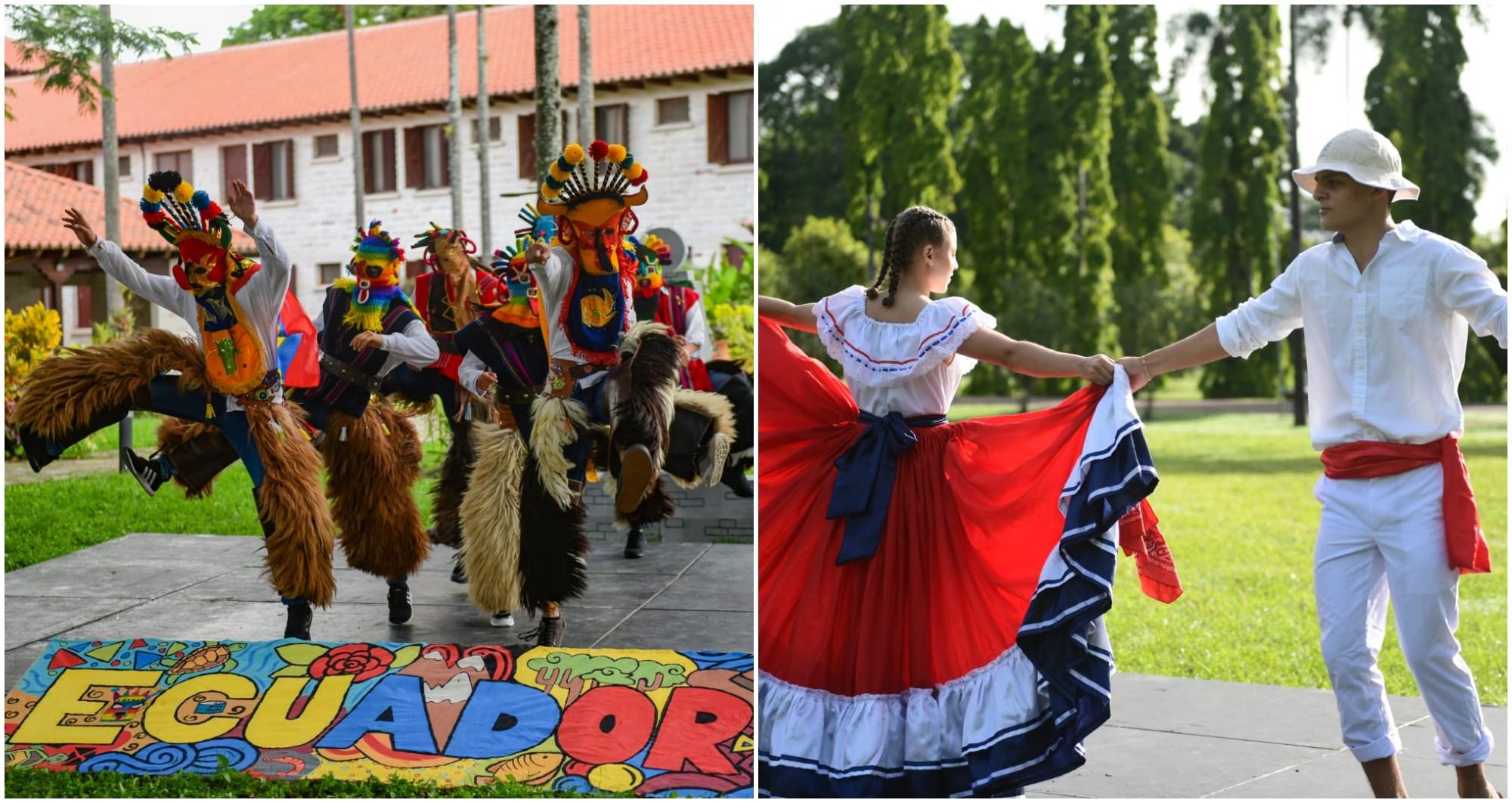 Zamorano celebra su tradicional Fiesta Panamericana