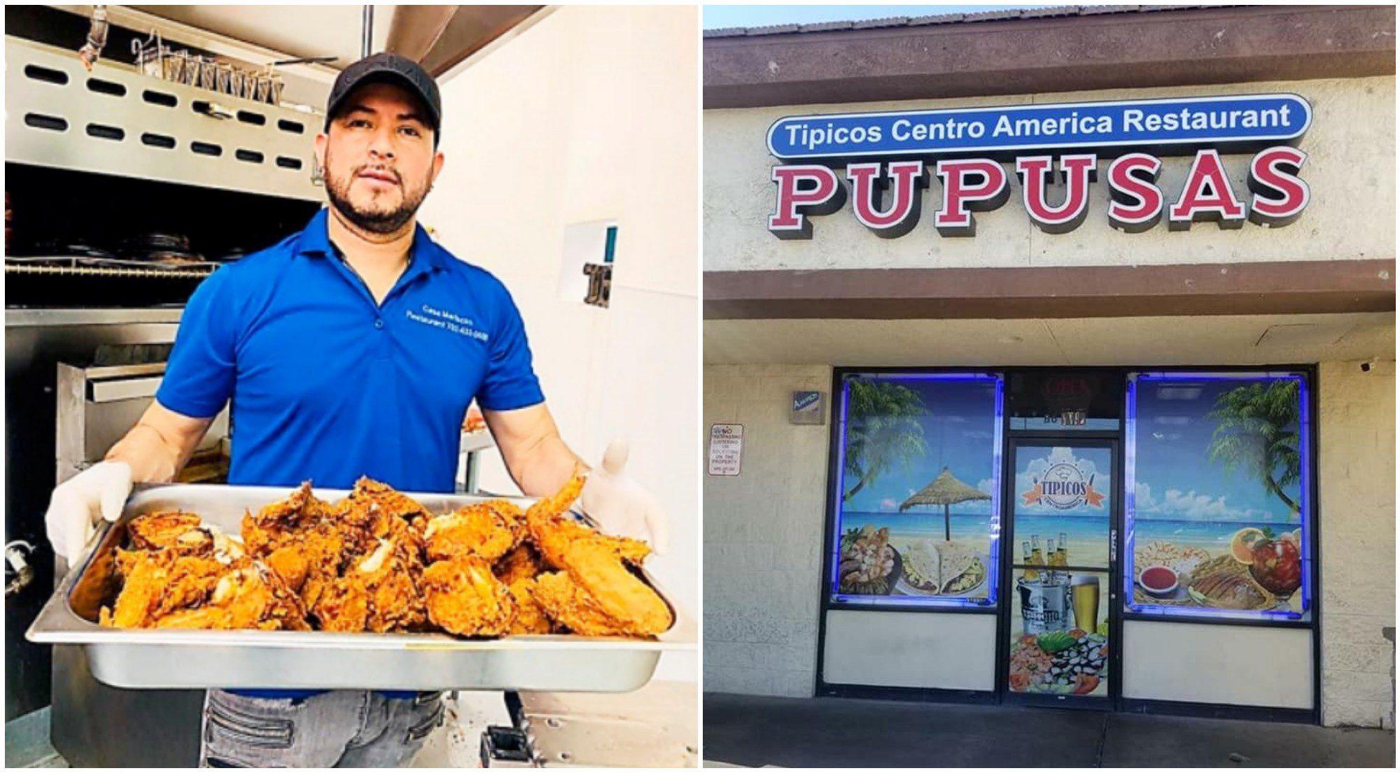 Hondureño triunfa en Las Vegas con restaurante de comida catracha