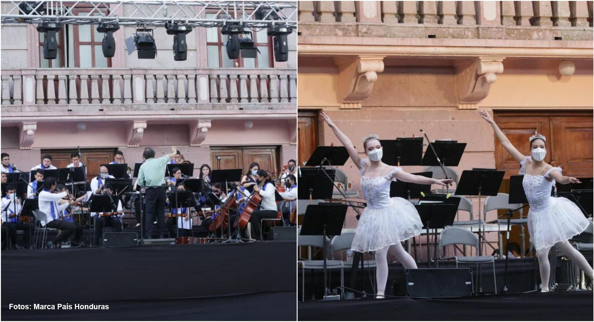Presentan concierto de gala por el Bicentenario de Honduras