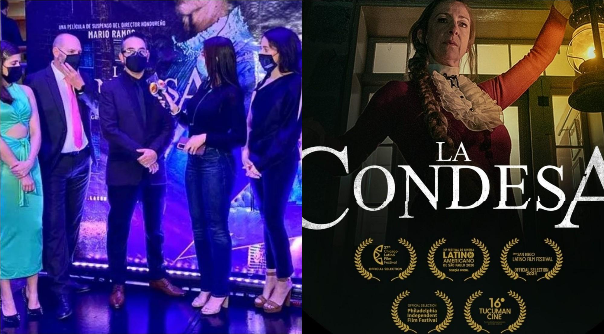 Televicentro y Emisoras Unidas firman convenio con «La Condesa»