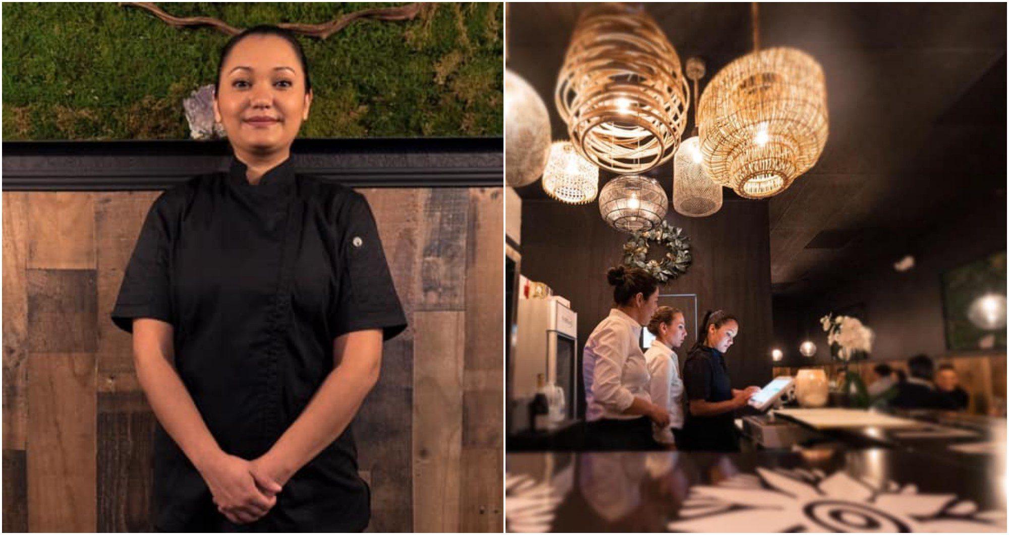 Hondureña triunfa con su restaurante catracho en Estados Unidos